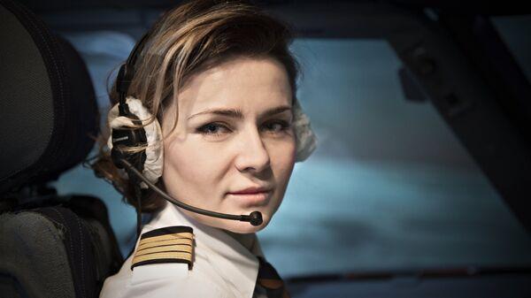Мария Уваровская – командир воздушного судна Airbus A320