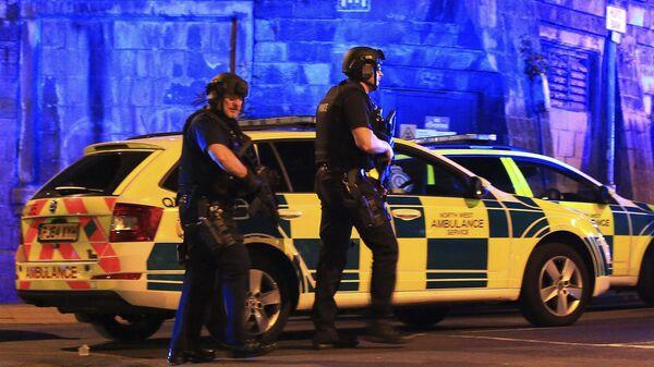 Полиция Манчестера
