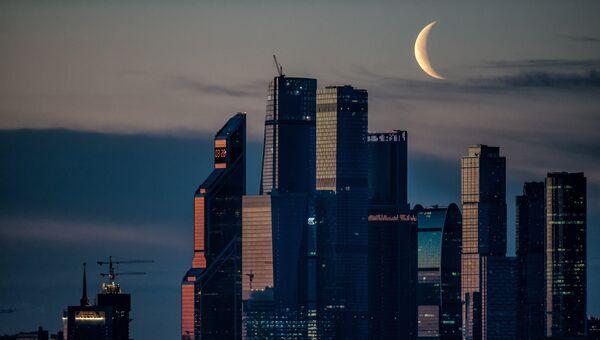 Международный деловой центр Москва-Сити в Москве