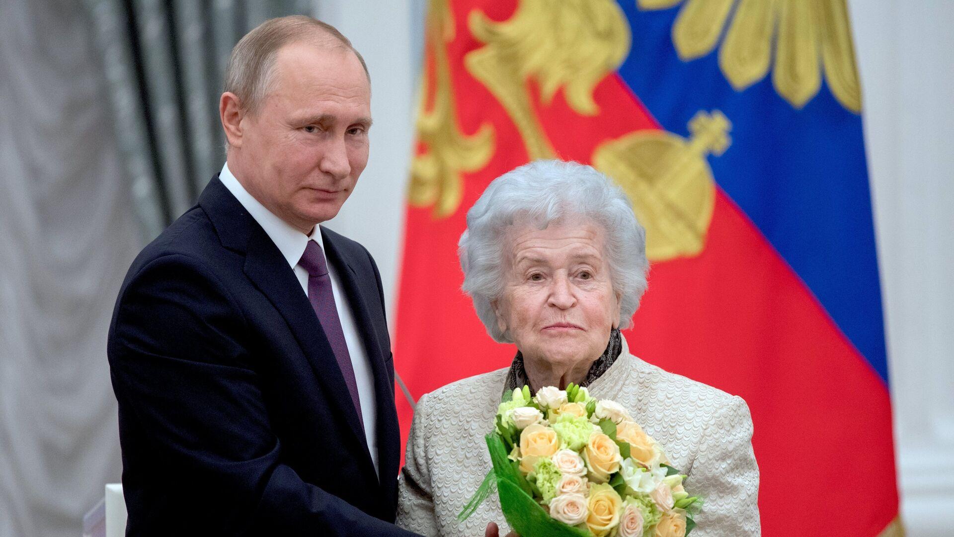1495017108 0:13:2908:1649 1920x0 80 0 0 34095d12643716ac901abead13ccaa28 - Путин назвал Ирину Антонову великим подвижником и просветителем