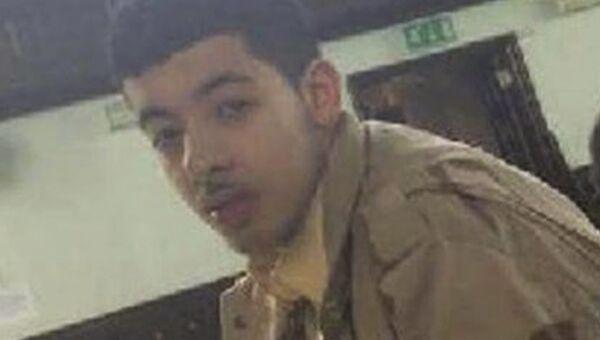 Манчестерский террорист Салман Абеди. Архивное фото
