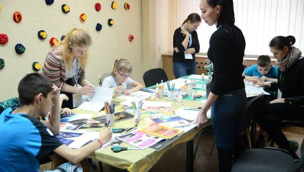 Благотворительный фонд Шередарь запустил в отделениях Российской детской клинической больницы программу реабилитации Открывая двери детству.