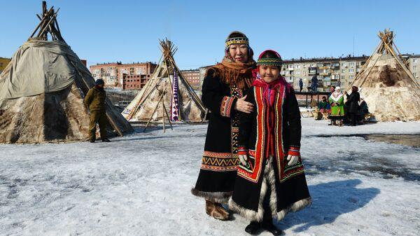 Представители малых коренных народов Севера