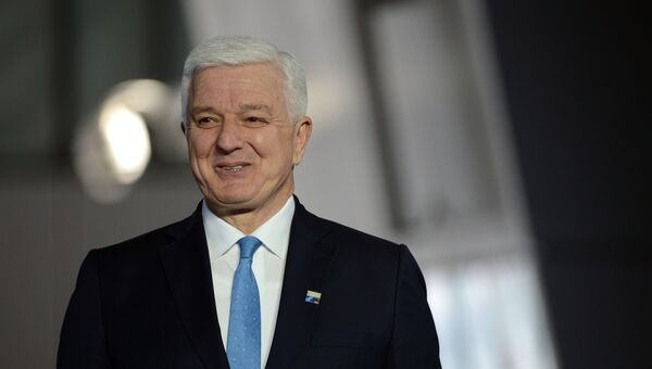 Премьер-министр Черногории Душко Маркович. Архивное фото.