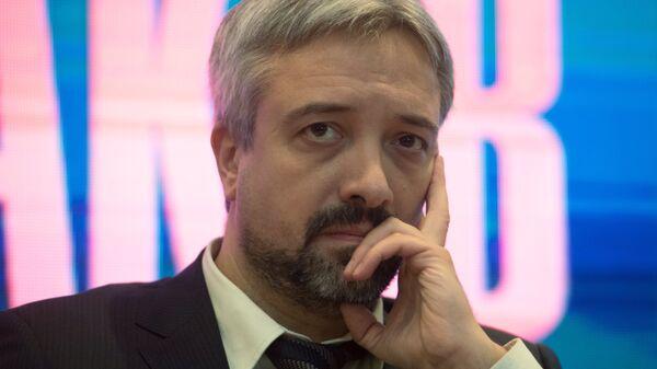 Внук политика Евгения Примакова Евгений Примаков (Сандро)