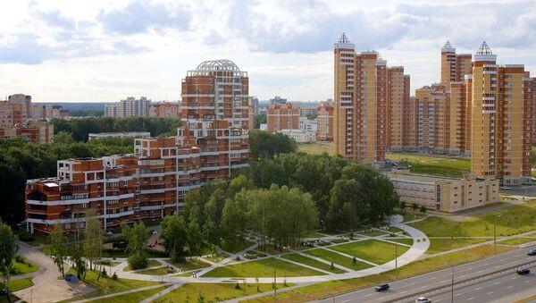Эксперты составили рейтинг самых экологически благоприятных районов Москвы