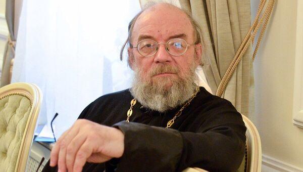 Протоиерей Павел Хондзинский. Архивное фото