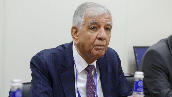 Министр нефти Ирака Джаббар аль-Лаиби. Архивное фото