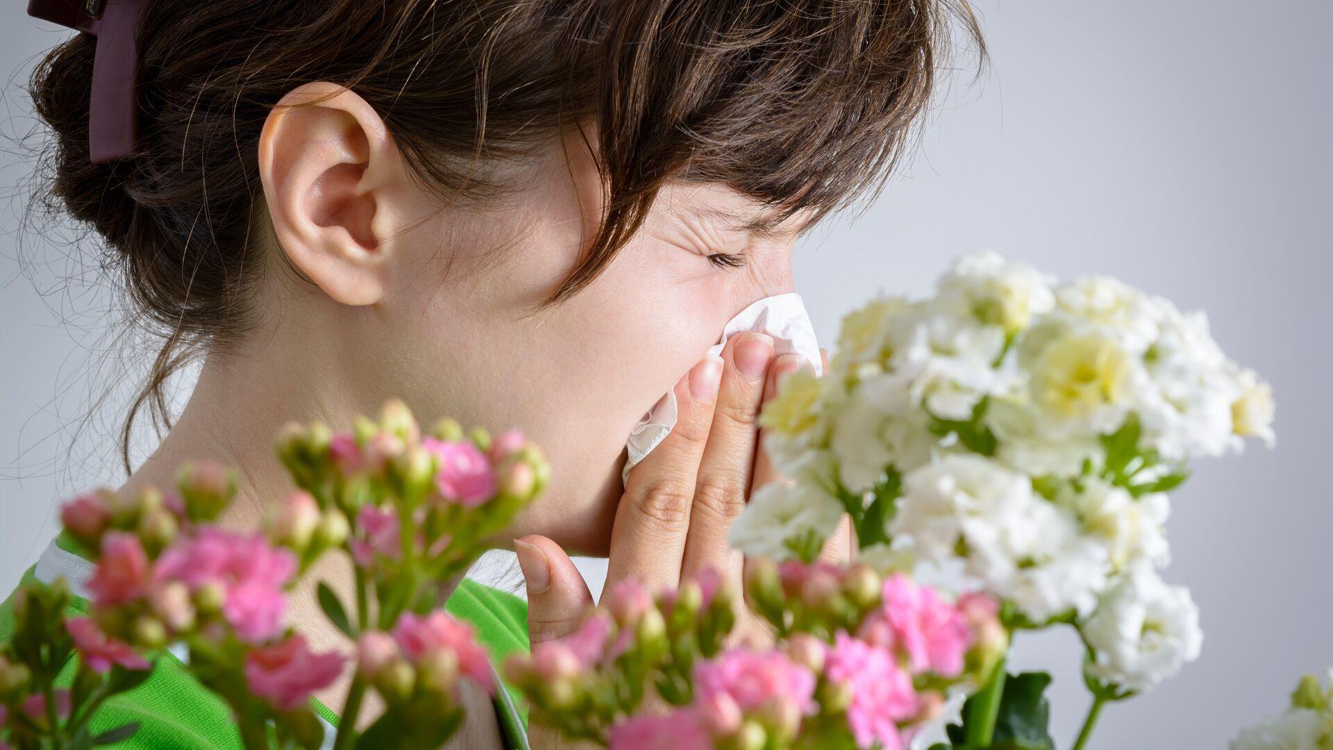 Роспотребнадзор дал рекомендации страдающим сезонной аллергией