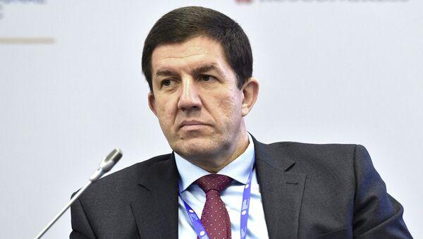 Президент ПАО Ростелеком Михаил Осеевский. Архивное фото