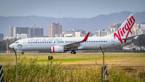 Самолет Virgin Australia. Архивное фото