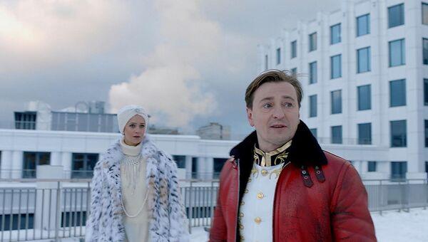 Кадр из фильма Мифы о Москве