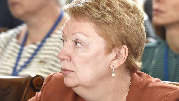 Министр образования и науки РФ Ольга Васильева. Архивное фото.