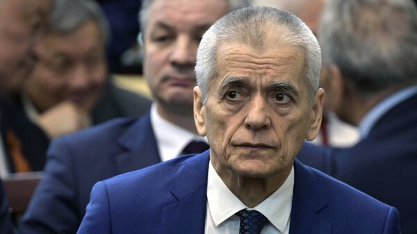 Геннадий Онищенко. Архивное фото