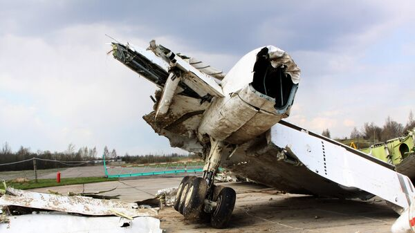 ВПольше сообщили, что в Российской Федерации всамолёт Качиньского заложили тротил