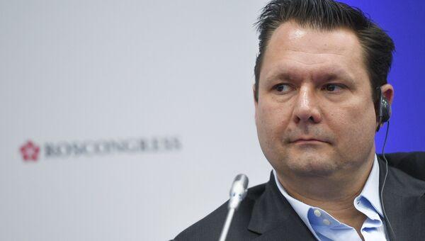 Главный исполнительный директор компании Hyperloop Transportation Technologies Дирк Алборн