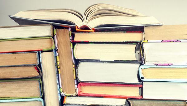 Книги. Архивное фото
