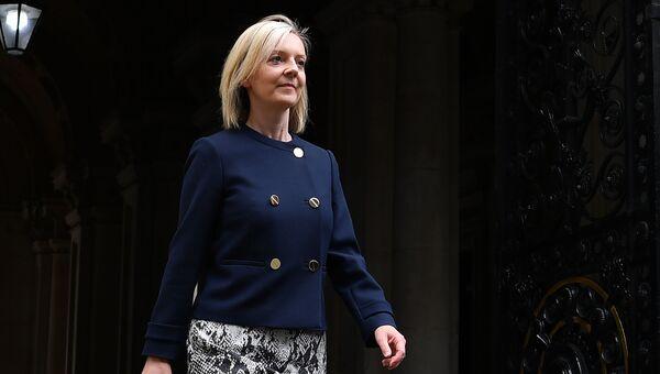 Министр юстиции Великобритании Лиз Трасс назначена первым заместителем министра финансов страны. 11 июня 2017