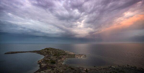 Природа острова Соммерс