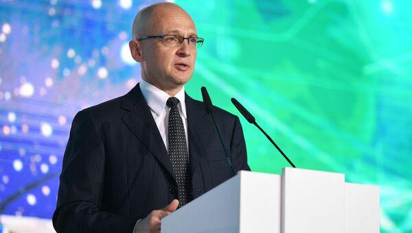 Сергей Кириенко на IX Международном форуме Атомэкспо в Москве