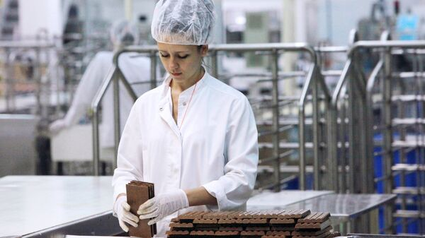Шоколадная фабрика во Владимирской области