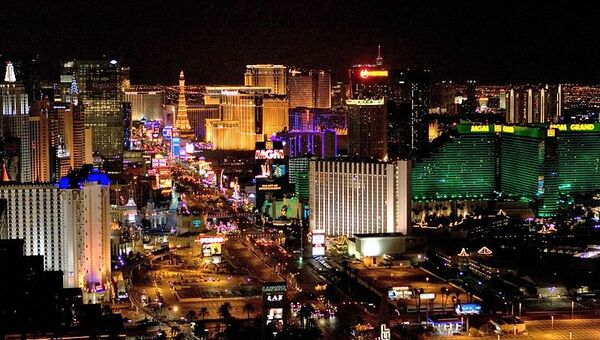 Лас-Вегас, штат Невада, США. Архивное фото