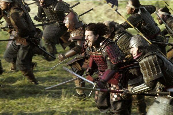 Кадр из фильма Последний самурай
