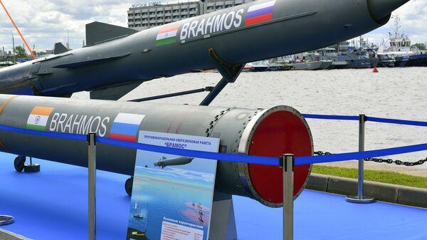Российско-индийская ракета Брамос
