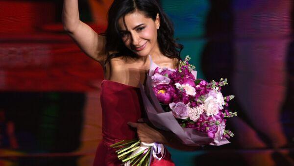 Режиссер Анна Меликян получила главный приз мэра Москвы Сергея Собянина на церемонии закрытия 39-го Московского Международного кинофестиваля