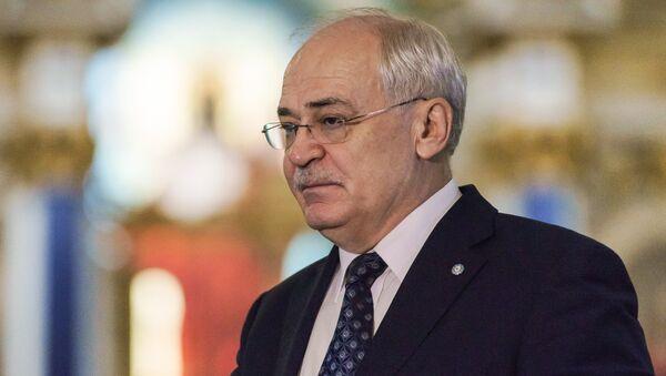 Директор музея-памятника Исаакиевский собор Николай Буров. Архивное фото