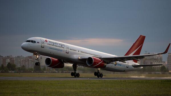 Самолет авиакомпании Royal Flight. Архивное фото