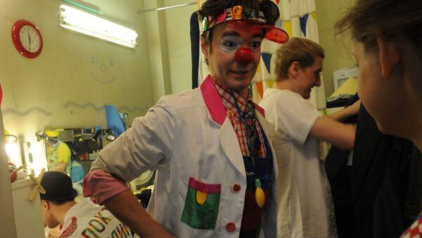 Школа Больничной клоунады