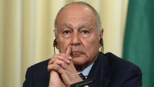 Генеральный секретарь ЛАГ А. Абуль-Гейт. Архивное фото