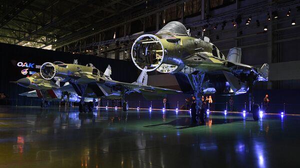 Авиационный комплекс МиГ-35