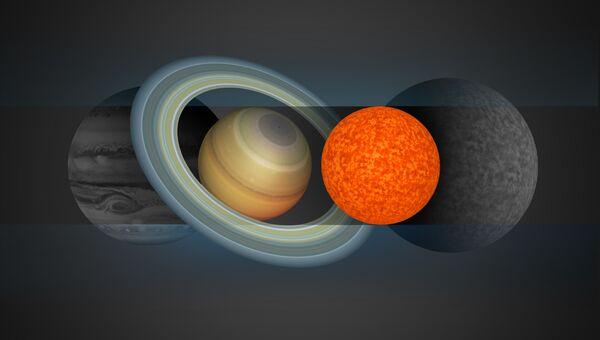 Звезда EBLM J0555-57Ab, предположительно самый небольшой звездный объект во всей Вселенной