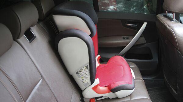 ГИБДД разрешила размещать специальный знак на автомобилях с детьми