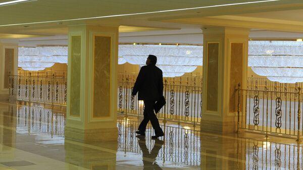 Фойе в здании Совета Федерации РФ. Архивное фото