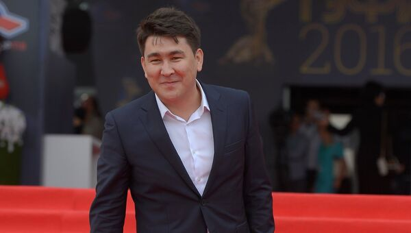 Актер Азамат Мусагалиев. Архивное фото