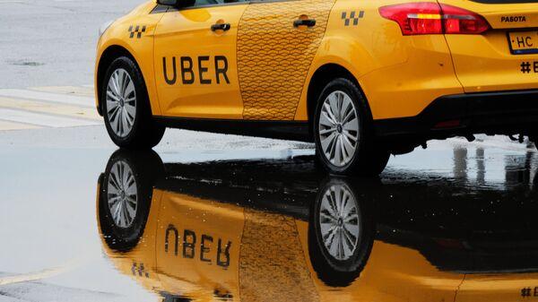 Такси Uber