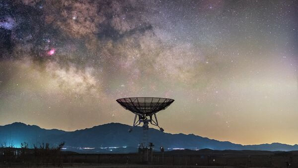 Работа фотографа Haitong Yu A Battle We Are Losing, вошедшая в шорт-лист Insight Astronomy Photographer of the Year 2017