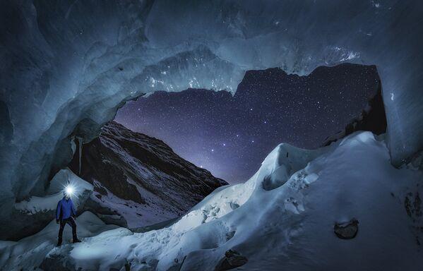 Работа фотографа Nicholas Roemmelt Mr. Big Dipper, вошедшая в шорт-лист Insight Astronomy Photographer of the Year 2017
