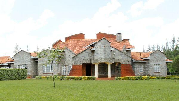 Дом вице-президента Кении Уильяма Руто