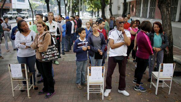 Выборы в Венесуэле. 30 июля 2017