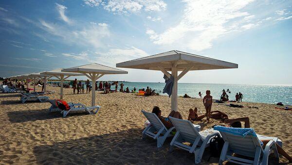 Доступный отдых: пляжи Крыма, оборудованные для инвалидов