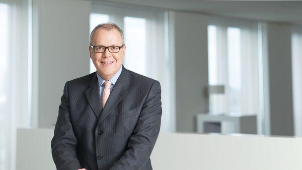 Глава правления немецкой энергетической компании Uniper Клаус Шефер