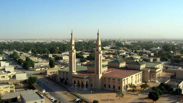 Нуакшот — столица Мавритании