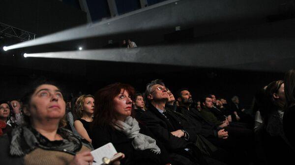 Кинотеатр сети Москино. Архивное фото