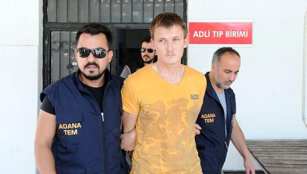 Задержанный в Турции гражданин России Ренат Бакиев