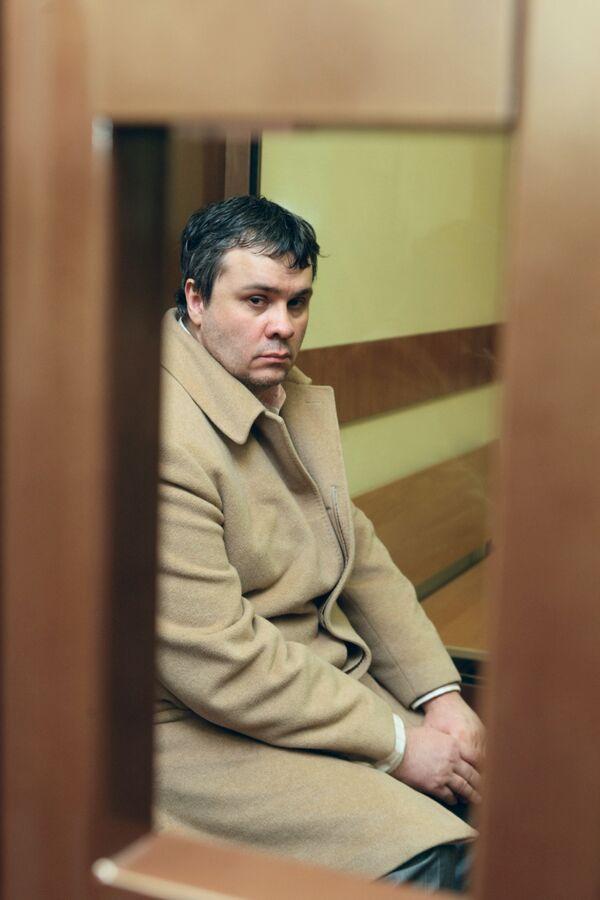 Владелец сети магазинов Арбат-Престиж В. Некрасов