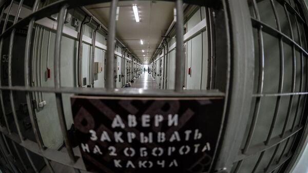 СИЗО-4 УФСИН России по городу Москве. Архивное фото